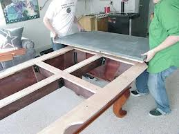 Pool table moves in San Antonio Texas