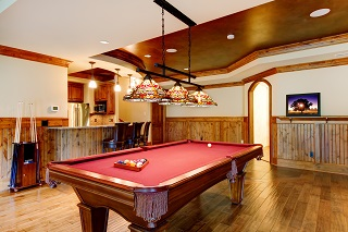 Pool table setup in San Antonio content IMG1