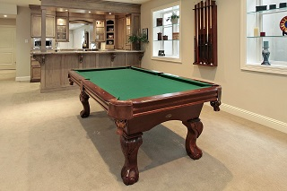 Pool Table Sizes San AntonioSOLO Professional Pool Table Room Sizes - How big is a full size pool table