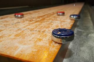 SOLO® Shuffleboard Movers San Antonio, Texas.