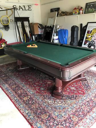 Solo 174 Austin Brunswick Pool Table 95