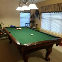 A- Pool Table