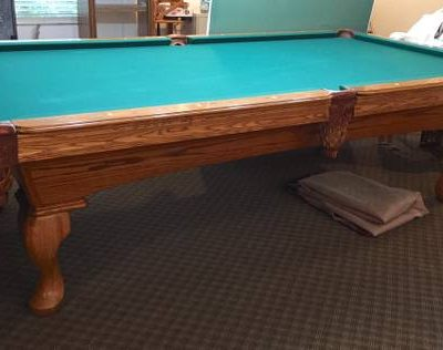 Olhausen 9' Santa Ana Pool Table