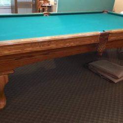 Olhausen 9' Santa Ana Pool Table