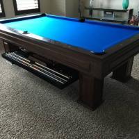 Landon II Pool Table with Perfect Drawer
