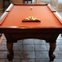Suoer Cool Pool Table!