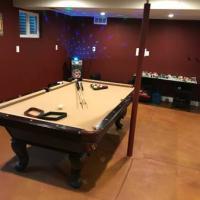 3 Slate Pool Table
