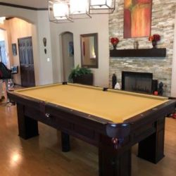 Pool Table - Arlington by Spencer and Marston