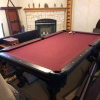 Lexington Billiards Classic Pool Table