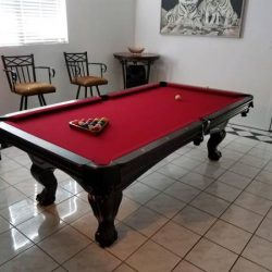 Savannah Pool Table