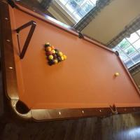Olhausen Billiards Table