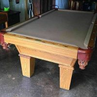 Olhausen Oversized Pool Table!