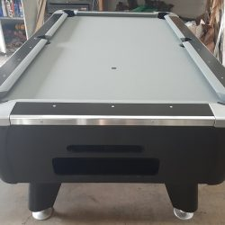 Dynamo 7ft. Coin Operated Pool Table For Sale