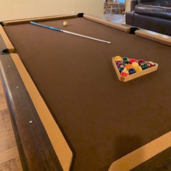 1945 Brunswick Centennial Pool Table for Sale