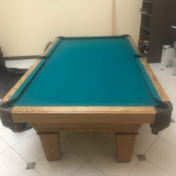 Full size Olhausen Pool table